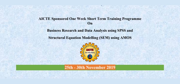 One Week Short Term Training Programme