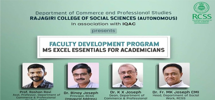 Two Day Faculty Development Program