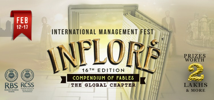 Inflore 16th Edition