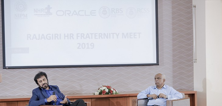 Rajagiri HR Fraternity Meet