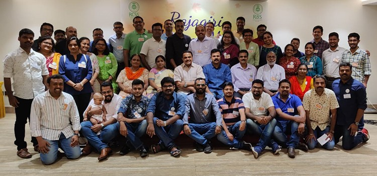 OYSTER- Alumni meet: Chennai Chapter